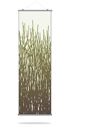 Inhabit Field Grass Canvas Wall Art