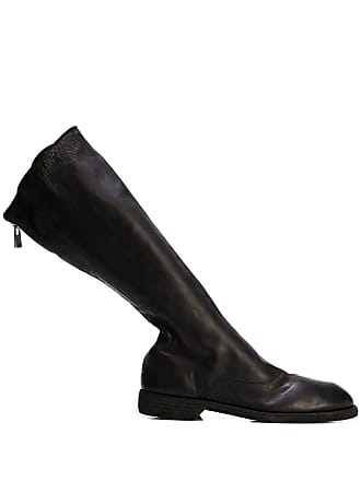 Guidi Bota altura do joelho - Preto