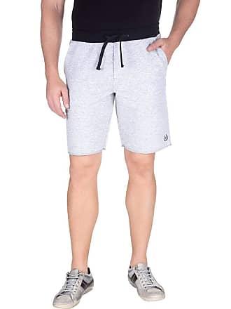 Colombo Bermuda Masculina Cinza Escuro Lisa 49316 Colombo
