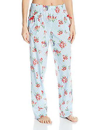 b8c592b535d3 Jane & Bleecker Womens Conversational Print Pajama Pant, Dotty Floral, ...