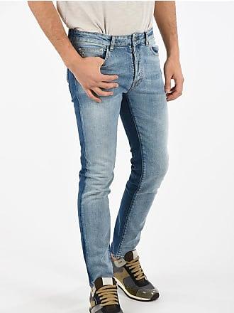 Marcelo Burlon delave effect CONFIDENCIAL 16 cm slim fit jeans size 30