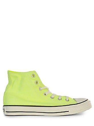 2932e321e3b1 Converse Chucks All Star Hi - Neon Yellow Damen Sneaker Frauen Schuhe (38)