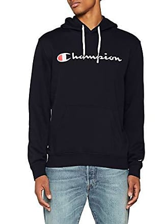 4bad73b00ef0 Champion Hooded Sweatshirt Sweat-Shirt à Capuche Homme Bleu (NNY Sbwm Bleu  Bs501