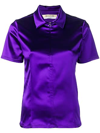 Alyx Sabrina zip shirt - Purple