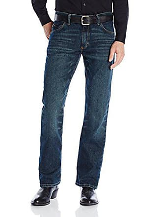 Wrangler Mens 20X Competion Slim Fit Root Beer Jean, 38x30