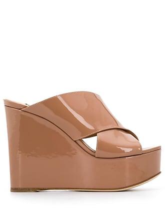 Sergio Rossi platform sandals - Rosa