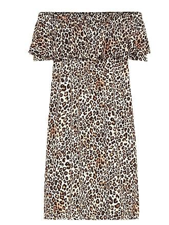 Velvet Taye leopard-print dress