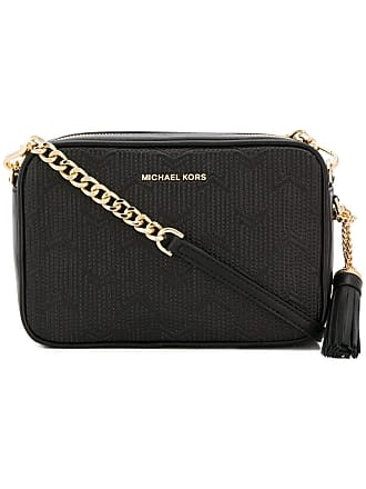 Michael Michael Kors quilted camera bag - Black