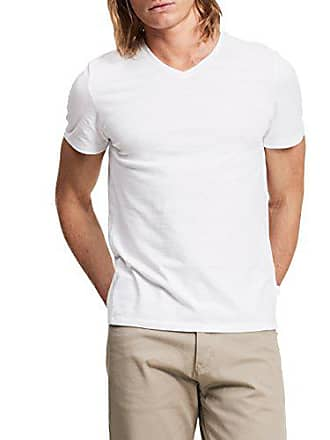 32b9deafe Calvin Klein Mens Slim Fit Short Sleeve V-Neck T-Shirt