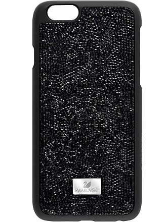Swarovski Glam Rock Black Smartphone Case with Bumper, iPhone 6