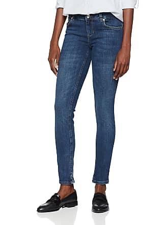 100364a4b3b Liu Jo Womens Fabulous Reg. W. Skinny Jeans, Blue (Dem.Blue