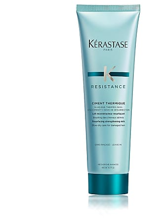 Kerastase Resistance Ciment Thermique Leave In Heat Protectant For Damaged Hair 5.1 fl oz / 150 ml