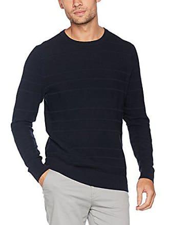 434f6319 Tommy Hilfiger Brody C-NK CF Sweat-Shirt, Bleu (Sky Captain)