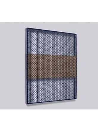 HAY Großes dunkelblaues Pinorama-Brett aus Stahlkork - Dark Blue   steel