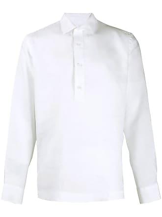Orlebar Brown Camisa polo Ridley - Branco