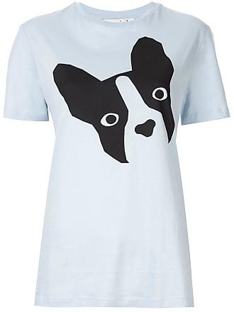 être cécile Doggy T-shirt - Blue