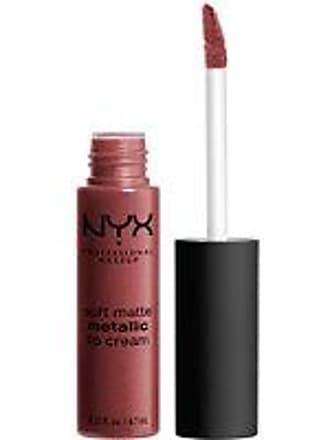 NYX Cosmetics Soft Matte Metallic Lip Cream - Rome