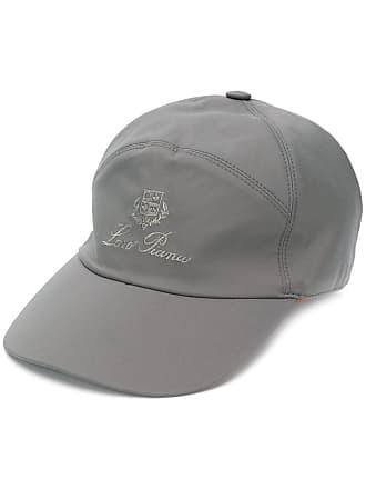Loro Piana logo cap - Grey