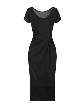 Emporio Armani DRESSES - Knee-length dresses su YOOX.COM