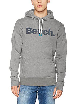 6295bbdc85 Bench BLME001678 - Sweat a Capuche Homme - Gris (Winter Grey Marl Ma1054) -