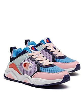 Champion 93 Eighteen colour block sneakers Women