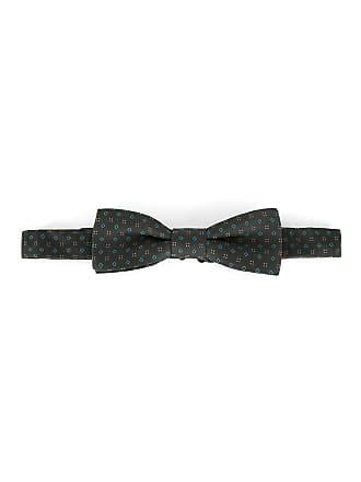 Dolce & Gabbana Gravata borboleta de seda - Preto