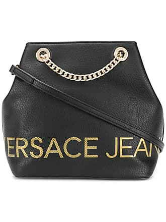 55b288b32f99 Couture Mini Satin Evening Bag With Medusa Head. USD  797.86. Delivery   Delivery costs apply. Versace Jeans Couture logo bucket bag - Black