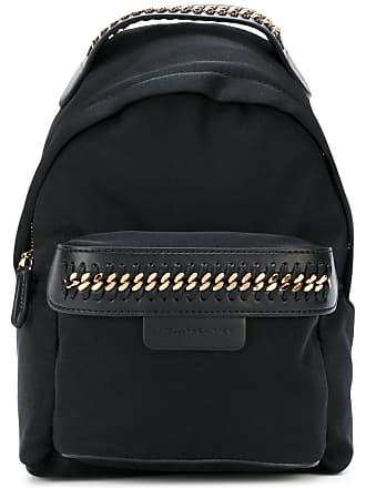 Stella McCartney mini Falabella GO backpack - Black