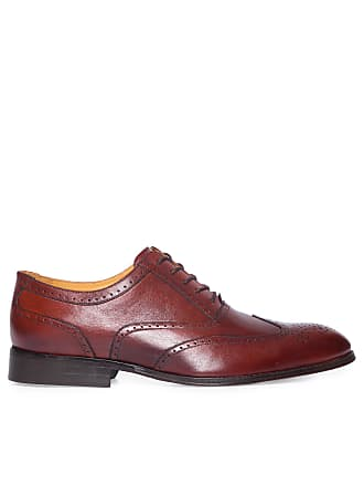 Sapataria Cometa OXFORD FULL BROGUE - MARROM