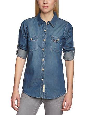Camicie Jeans Donna  Acquista 275 Marche fino a −58%  109fc144baa