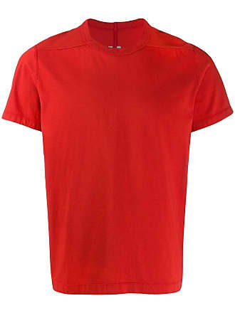 Rick Owens classic T-shirt - Vermelho