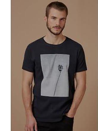 Foxton T-Shirt Palm Frame Preto