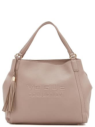 Vogue Bolsa Vogue Tassel Nude