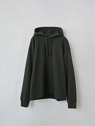 Acne Studios FN-MN-SWEA000036 Deep Green Hooded sweatshirt