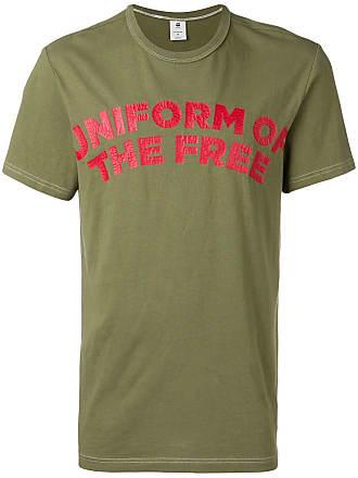 G-Star Raw Research Camiseta com estampa - Verde