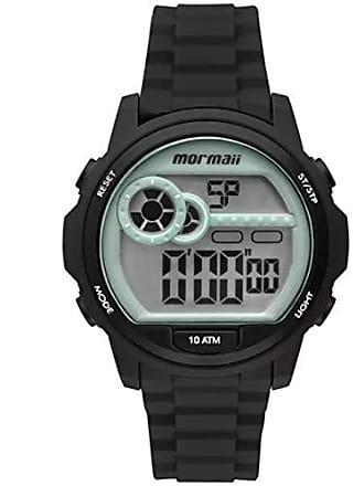 Mormaii Relógio Feminino Mormaii Luau MO1462A/8P Preto