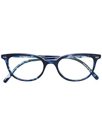 Oliver Peoples Armação de óculos Gracette - Azul