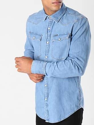 Chemises Manches Longues G-Star®   Achetez jusqu à −65%   Stylight d4eedf388d6a