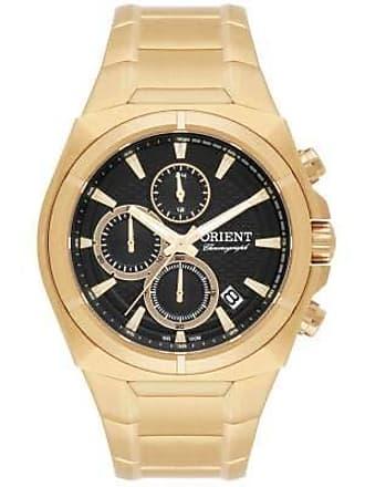 Orient Relógio Orient Masculino Cronógrafo Dourado MGSSC012 P1KX