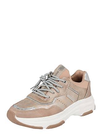 4b1b073fedecb9 Dockers by Gerli Sneaker beige   rosegold   silber