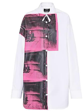 CALVIN KLEIN 205W39NYC X Andy Warhol printed cotton shirt