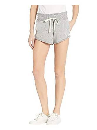 Hurley Womens Apparel Womens Chill Fleece Shorts, Black, L