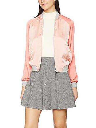 4161d2a52643 Vero Moda Vmnicole Short Jacket Noos Blouson Orange (Coral Cloud)