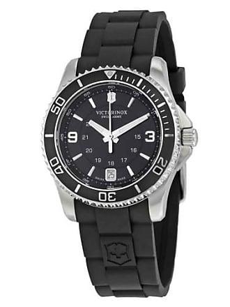 Victorinox by Swiss Army Swiss Army Maverick Black Dial Ladies Watch 241702