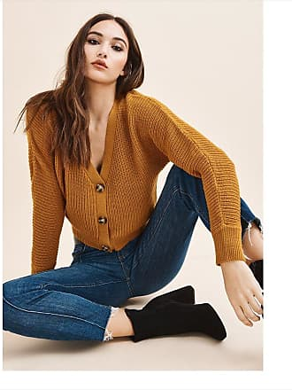 Dynamite Dolman Button Front Cardigan - FINAL SALE Buckthorn Brown