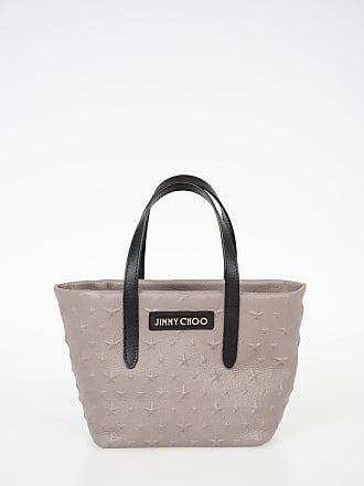 Jimmy Choo London Embossed Leather MINISARA Mini Bag size Unica
