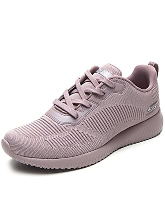 Skechers Tênis Skechers Performance Bobs Squad - Tough Tal Roxo