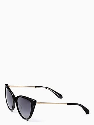 Kate Spade New York Nastasi Sunglasses, Black