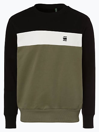 d5ac073c1b5 G-Star Herren Sweatshirt - Graphic 81 Core grün