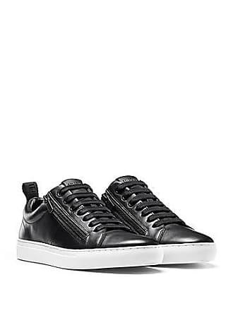 0fddacd761 HUGO BOSS Lowtop Sneakers aus Nappaleder mit seitlichen Reißverschlüssen